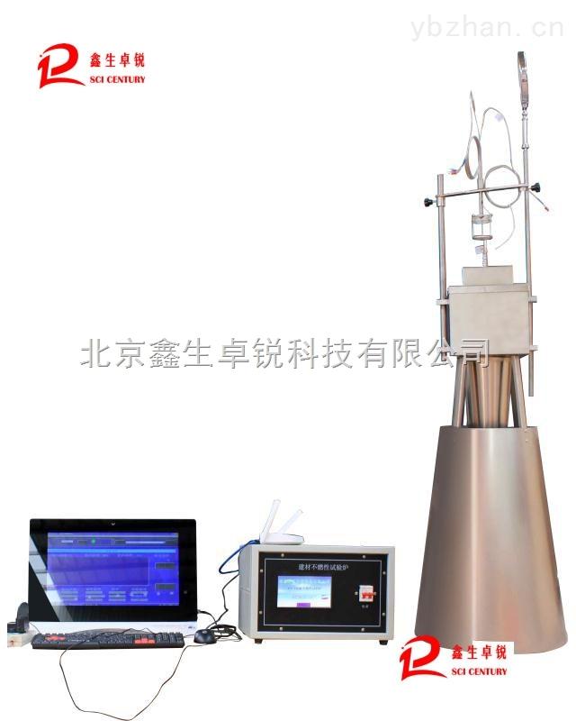 一鍵式操作建材不燃性試驗爐A級燃燒性能