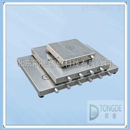 新型薄磁力搅拌器 多联磁力搅拌器