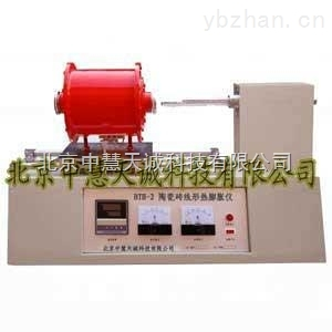 ZH11404型陶瓷磚線形熱膨脹測定儀