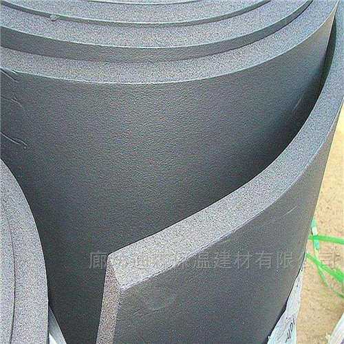 直供橡塑保温板现货价格表_B1级