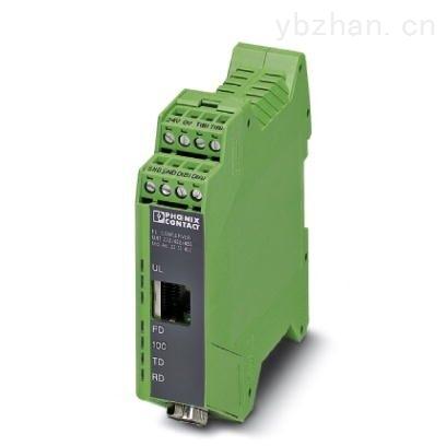 菲尼克斯光纖轉換器FL MC 10/100BASE-T/FO-660 - 2708193