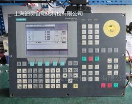 西门子808D屏幕白屏进不了系统问题维修