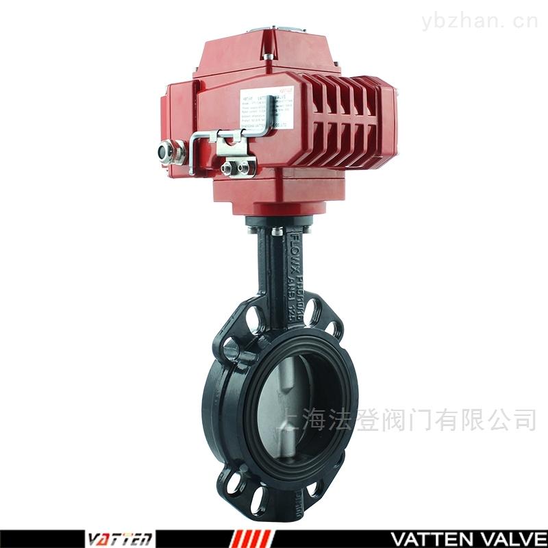 VT1ADW11A-D971電動軟密封對夾蝶閥
