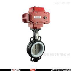 VAT1AEW13AD971电动化工对夹蝶阀