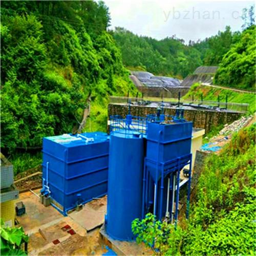 新農村微動力污水處理一體化設備