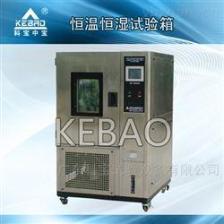 广东可程式照明灯恒定温湿度试验箱