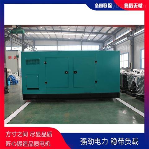 200KW水冷六缸静音柴油发电机
