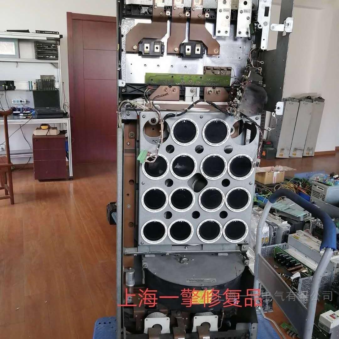 西门子变频器启动报F0051无法复位维修