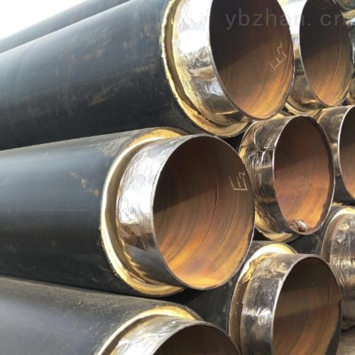 生产预制聚氨酯直埋保温管厂家价格