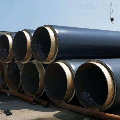 聚氨酯直埋式保温钢管现货