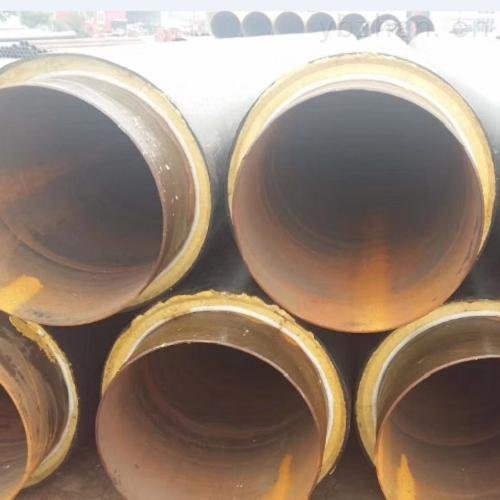 生产预制聚氨酯直埋保温管厂家