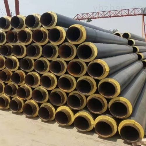 直埋蒸汽保温钢管厂家价格