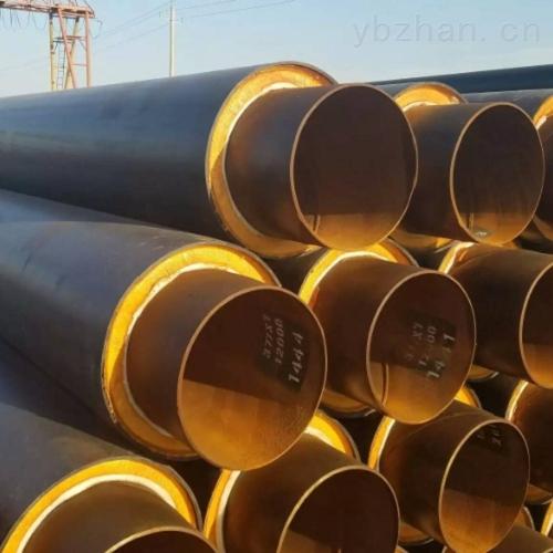 地埋聚氨酯保温钢管厂家价格