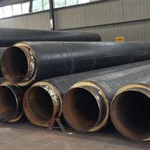 玻璃钢预制直埋保温钢管施工