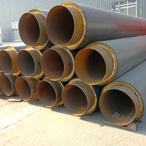 热力聚氨酯保温管生产厂家