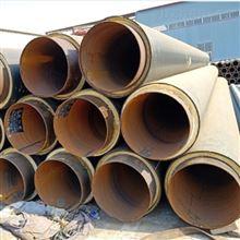 供热用聚氨酯保温钢管施工