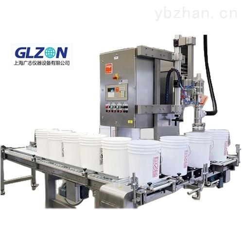 碘酸灌装设备,25升耐腐蚀灌装机