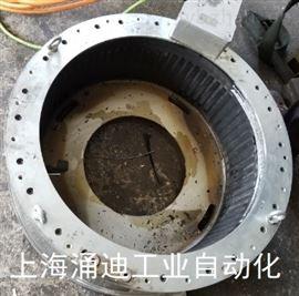 电机发烫西门子扭矩电机水管堵路不通修理