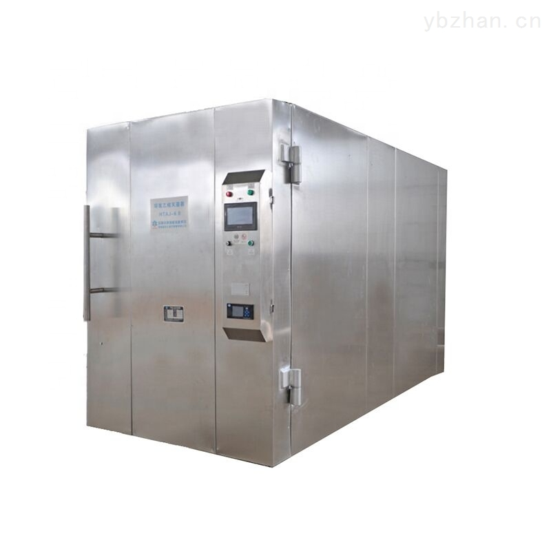 HTAJ-10-安阳厂家定制无菌实验室低温消毒机环氧乙烷