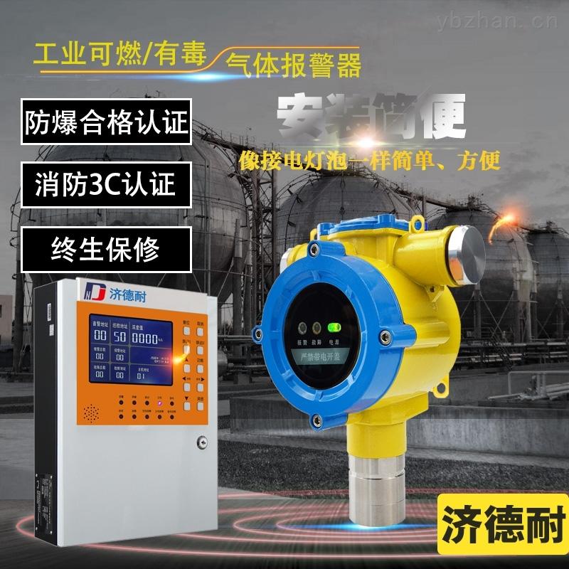 防爆型松節油氣體濃度顯示報警器