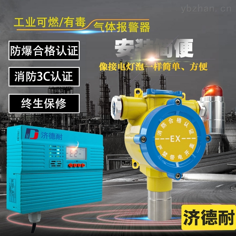 壁掛式二氧化氯氣體檢測報警器