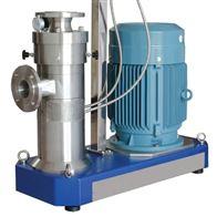 GLC2000粘合剂高剪切分散乳化混合设备