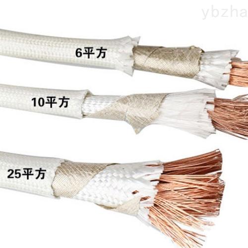 玻璃丝编织耐高温电缆ABHBR ABHBRP