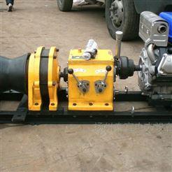 施工设备电动绞磨机