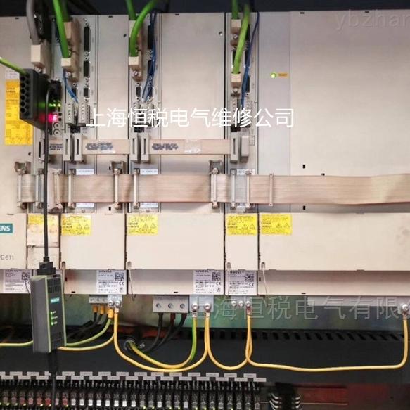 西门子840D数控磨床报300507当天修复解决