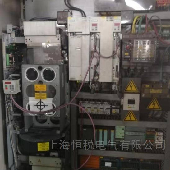 帮你修复解决西门子伺服驱动器6SE70报F012