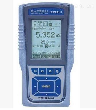 优特Eutech防水便携式电导率仪