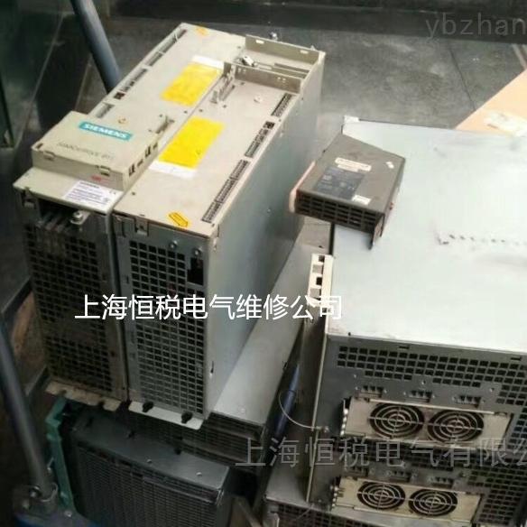 西门子611伺服控制器没有显示专注修复