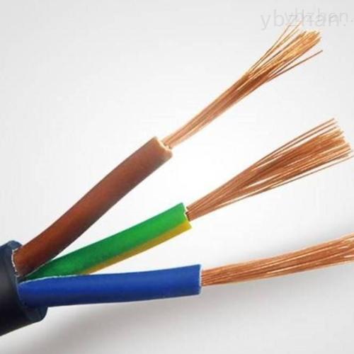 清洁环保电线电缆WDZ-RYY-2.5mm2*3C
