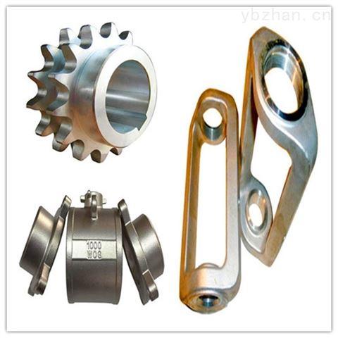 4Cr22Ni10轴流叶轮金属型铸造件
