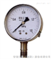 YEN--150B不锈钢耐震膜盒压力表
