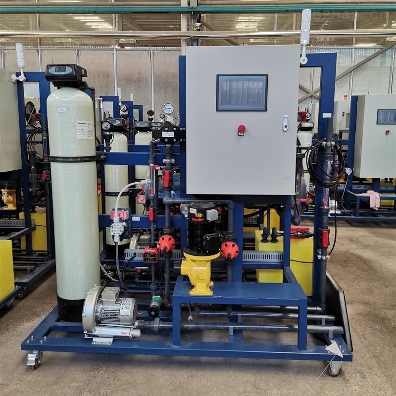 河南大型水厂消毒次氯酸钠发生器