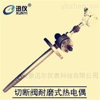 WRNK-430MQFG切断阀耐磨式热电偶