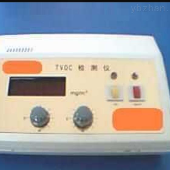 TVOC检测仪应用