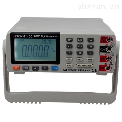 VICTOR 8145C-VICTOR 8145C智能臺式萬用表