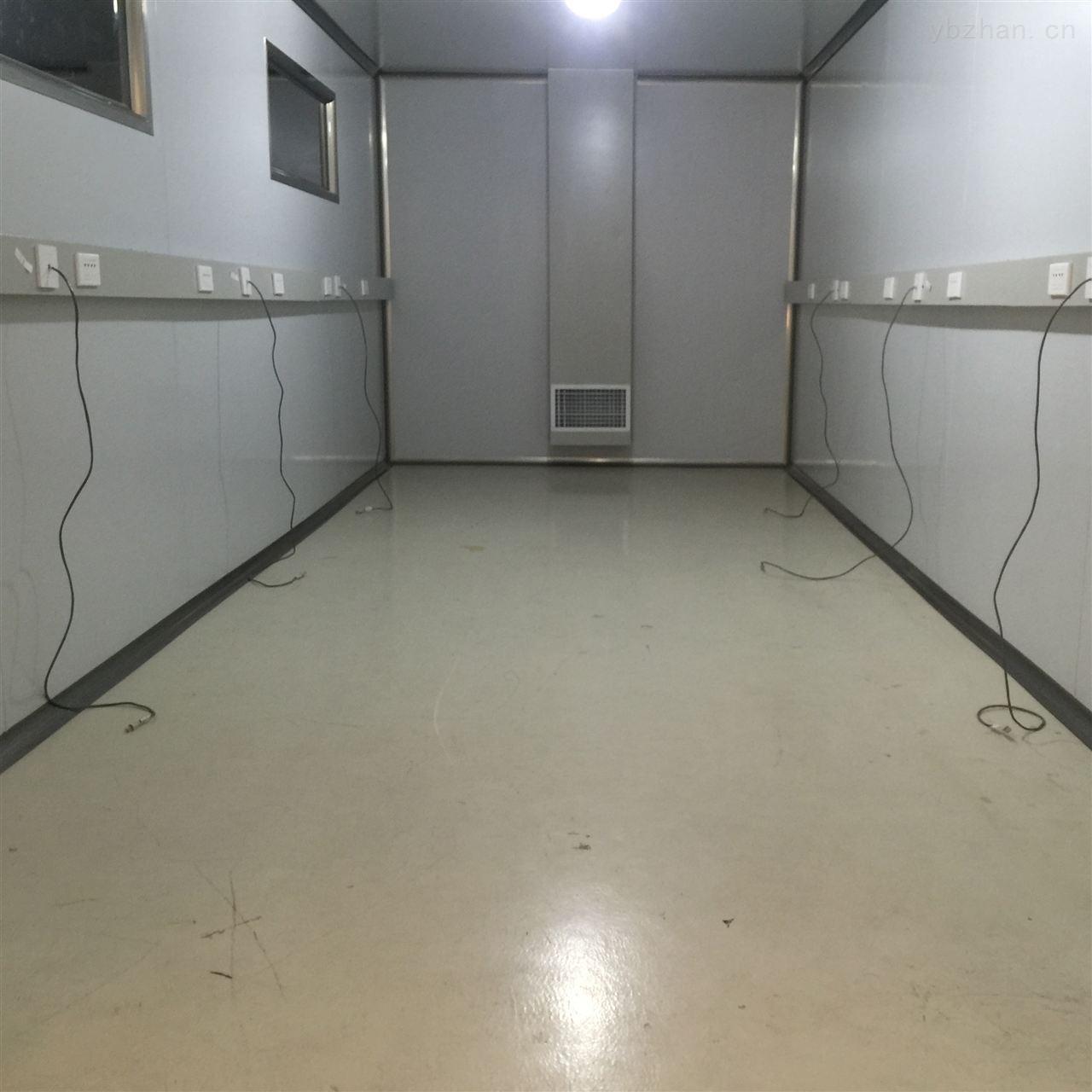 电子工业高温老化房