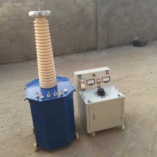高精密工频耐压试验装置/五级承试资质设备