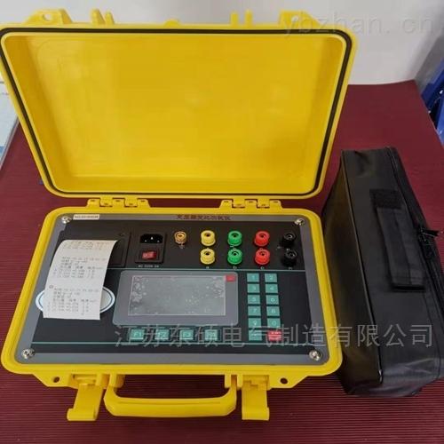 五级承试清单-变压器变比测试仪