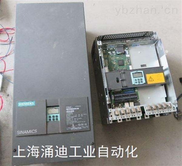 西门子直流调速器6ra80报励磁故障维修