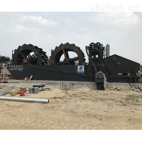 惠州高效轮式洗沙机厂家