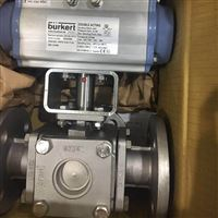 BURKERT插入式流量傳感器性能參數