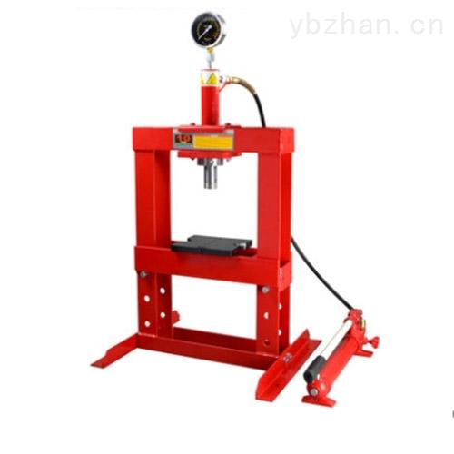 手动液压机/四级承装资质