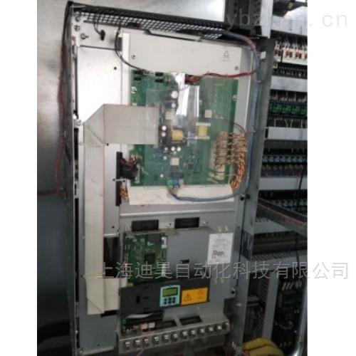 西門子6RA8091顯示屏報故障開不了機維修