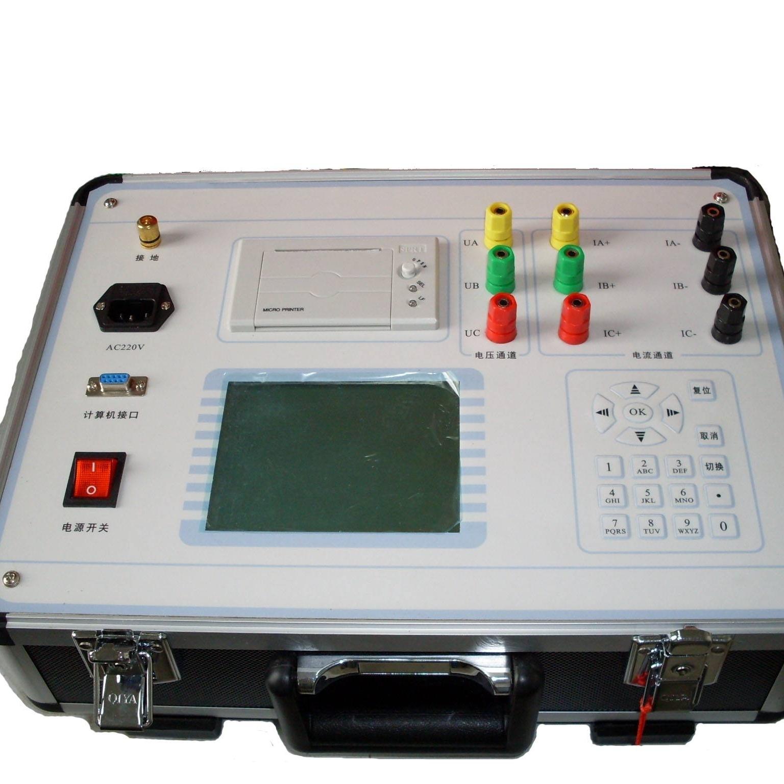 扬州泰宜变压器空负载特性测试仪