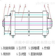 微机控制静载锚固试验机配锚口摩阻损失试验装置