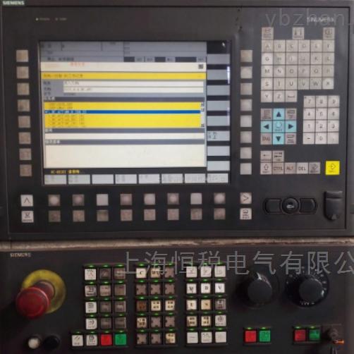 西门子840D数控系统出故障修好可测